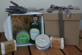 Large Pamper Gift Box - for Him