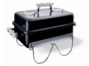 Go Anywhere Charcoal Grill