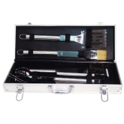Alligator 5 PIECE ALLUMINIUM BRAAI TOOL SET