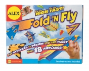 Alex Toys  FOLD N FLY AIRPLANES