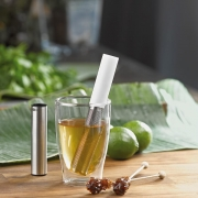 Ad Hoc Tea Stick - tea infuser WHITE