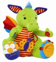Tolo Toys SNEEZY THE ACTIVITY DRAGON
