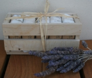 Still Pure Wooden box set - Soap