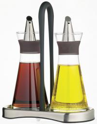 Kitchencraft GLASS OIL AND VINEGAR SET