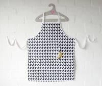 Handmade By Me Aprons (Chef Style) - Sky Blue or Black
