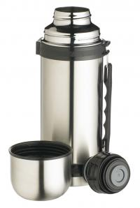 Kitchencraft Master Class Stainless Steel Vacuum Flask 1 Litre