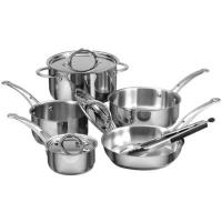 Jamie Oliver Professional Series By TFal 9 PIECE SET - Uncoated