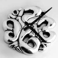 Carrol Boyes WALL CLOCK - numbers