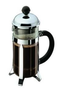 Bodum Chambord Coffee Maker 3 cup in gift box